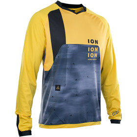 ION Traze VENT LS Tee Men, dark yellow